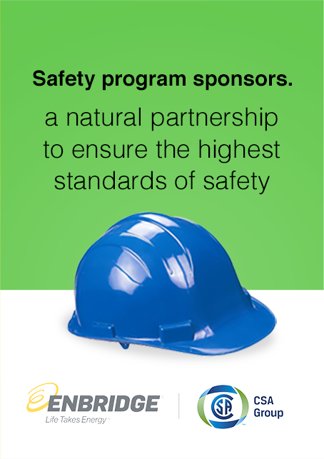 Safety program sponsors. A natural partnership to ensure the highest standards of safety.